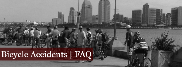 Bicycle Accidents | FAQ
